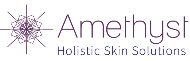best chinese herbal doctor Amethyst Holistic Skin Solutions Logo - color