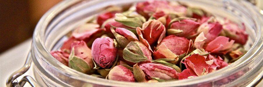 The Five Flowers of Herbal Medicine