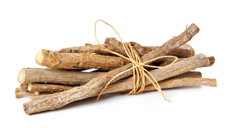 Is Gan cao (Licorice Root) Safe for Treating Topical Steroid Withdrawal?