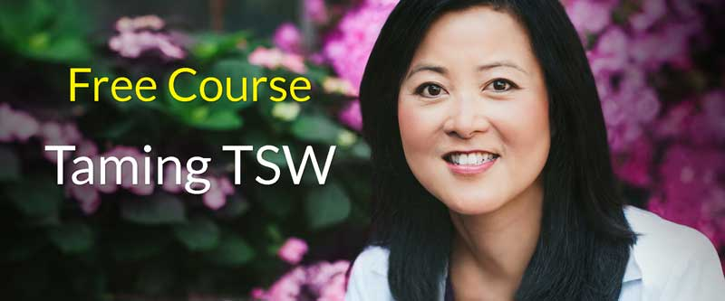 Free Course - Taming TSW, Photo of Dr. Olivia Hsu Friedman