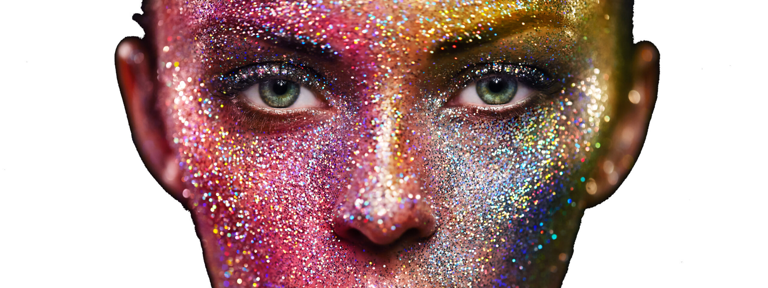 Face with Glitter - TSW herbal medicine