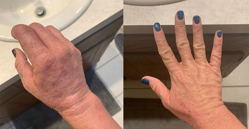TSW hands