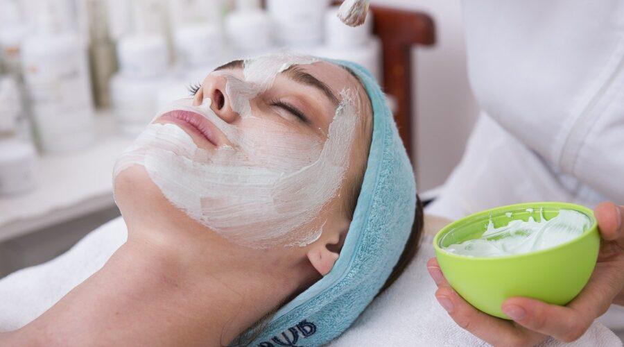 spa facial masks